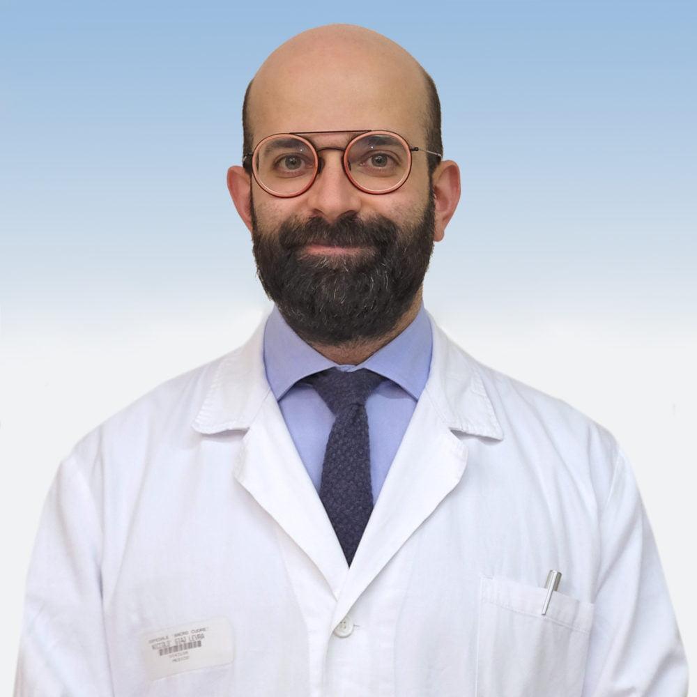 Niccolò Giaja Levra. radioterapista oncologo IRCCS Ospedale Sacro Cuore Don Calabria di Negrar