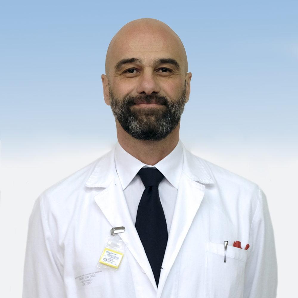 Giancarlo Gorgoni, direttore Radiofarmacia con Ciclotrone IRCCS Ospedale Sacro Cuore Don Calabria di Negrar