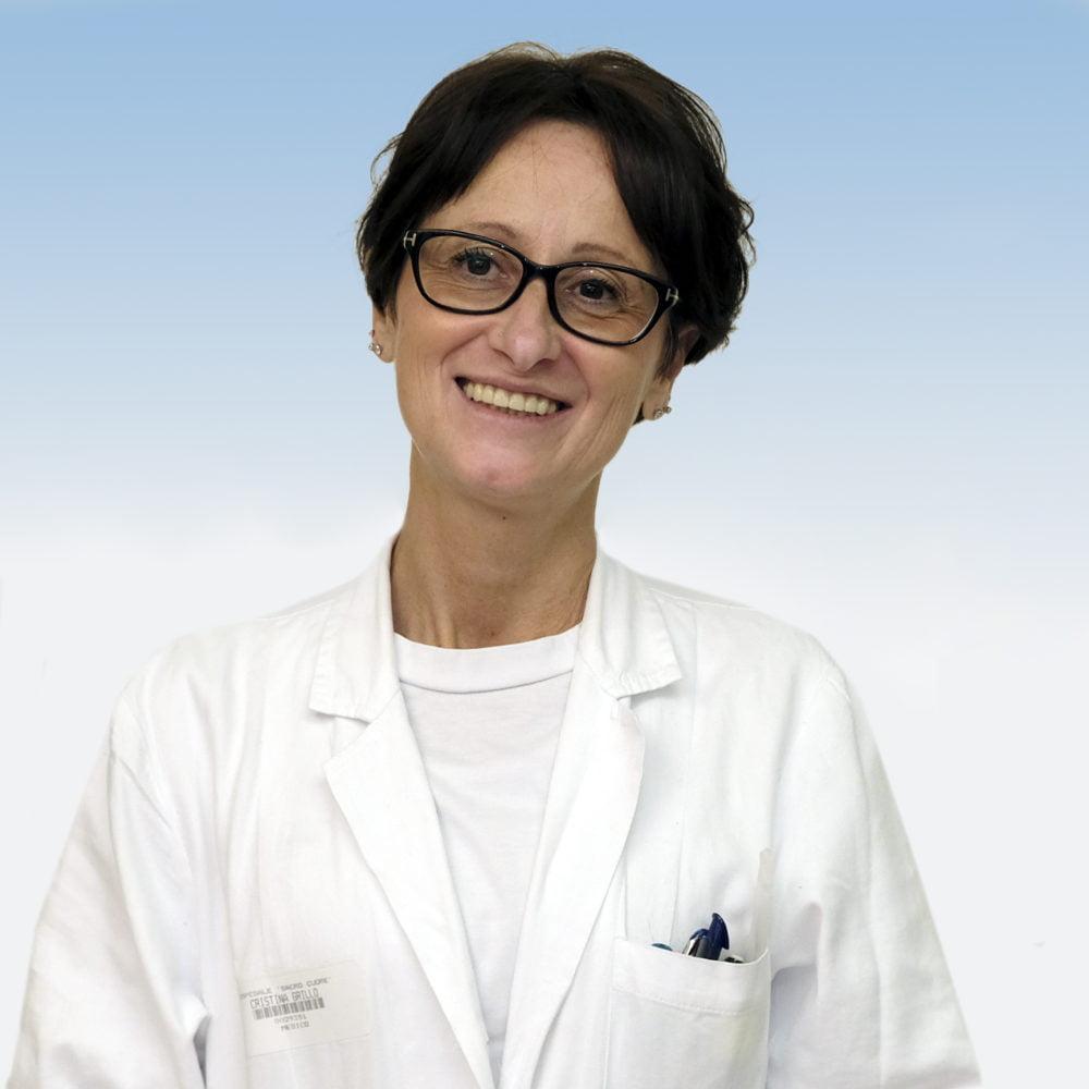Cristina Grillo, medico di Medicina Generale IRCCS Ospedale Sacro Cuore Don Calabria di Negrar