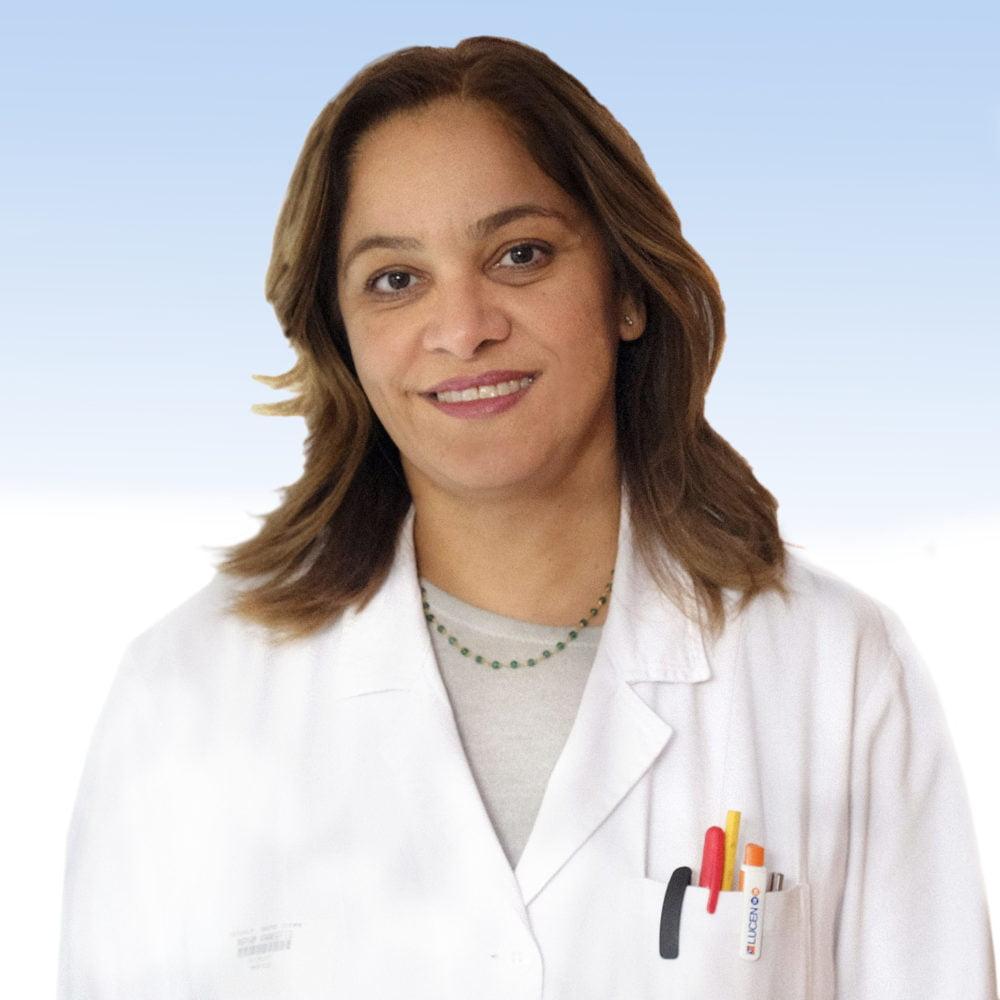 Mariam Kham Sefid. fisiatra IRCCS Ospedale Sacro Cuore Don Calabria di Negrar