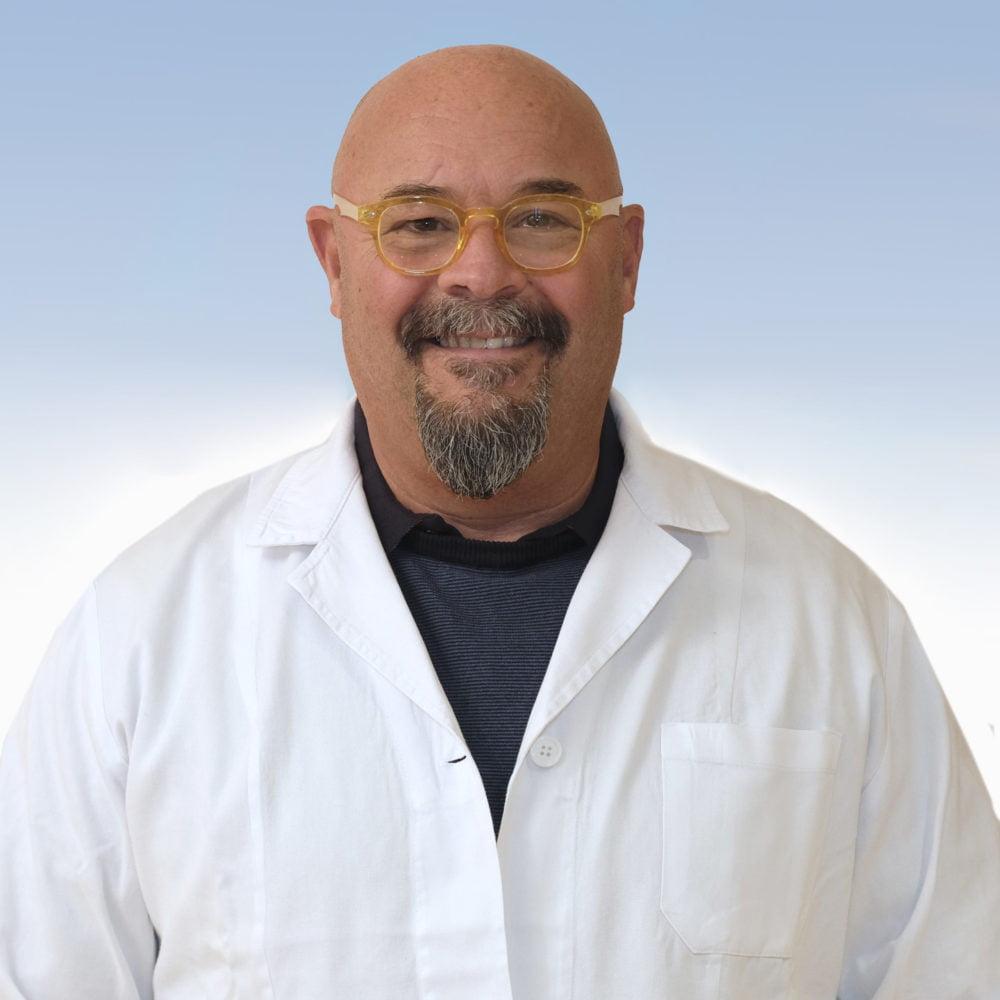 Umberto Lamberti, anestesista IRCCS Ospedale Sacro Cuore Don Calabria di Negrar
