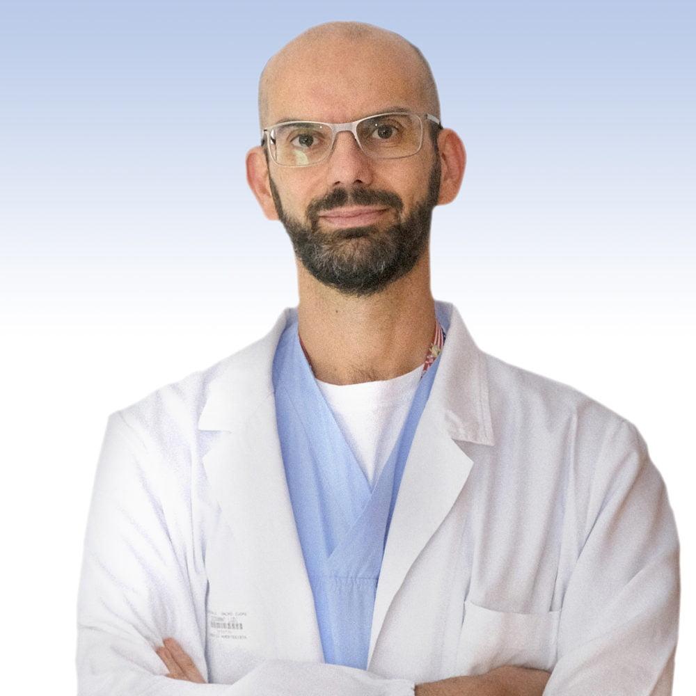 Giovanni Lodi, anestestesista IRCCS Ospedale Sacro Cuore Don Calabria di Negrar