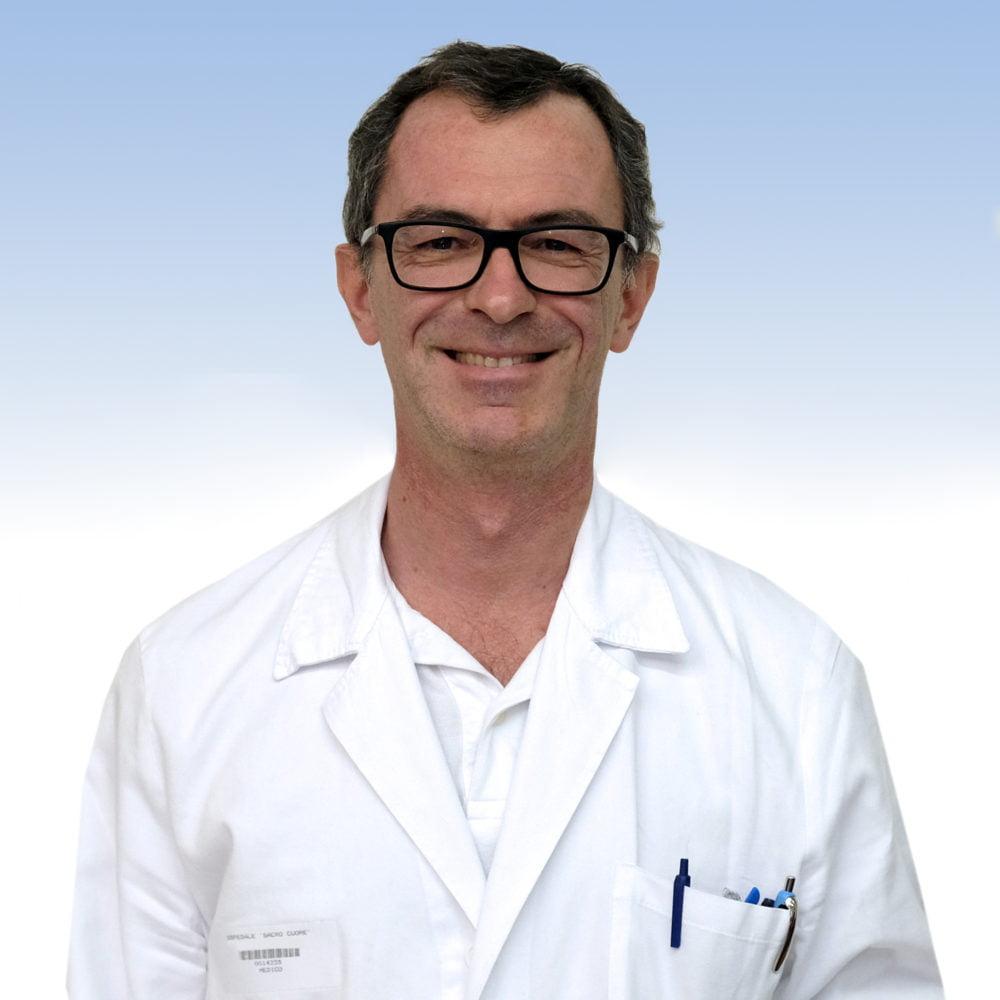 Carlo Lorenzi, Pronto Soccorso IRCCS Ospedale Sacro Cuore Don Calabria di Negrar