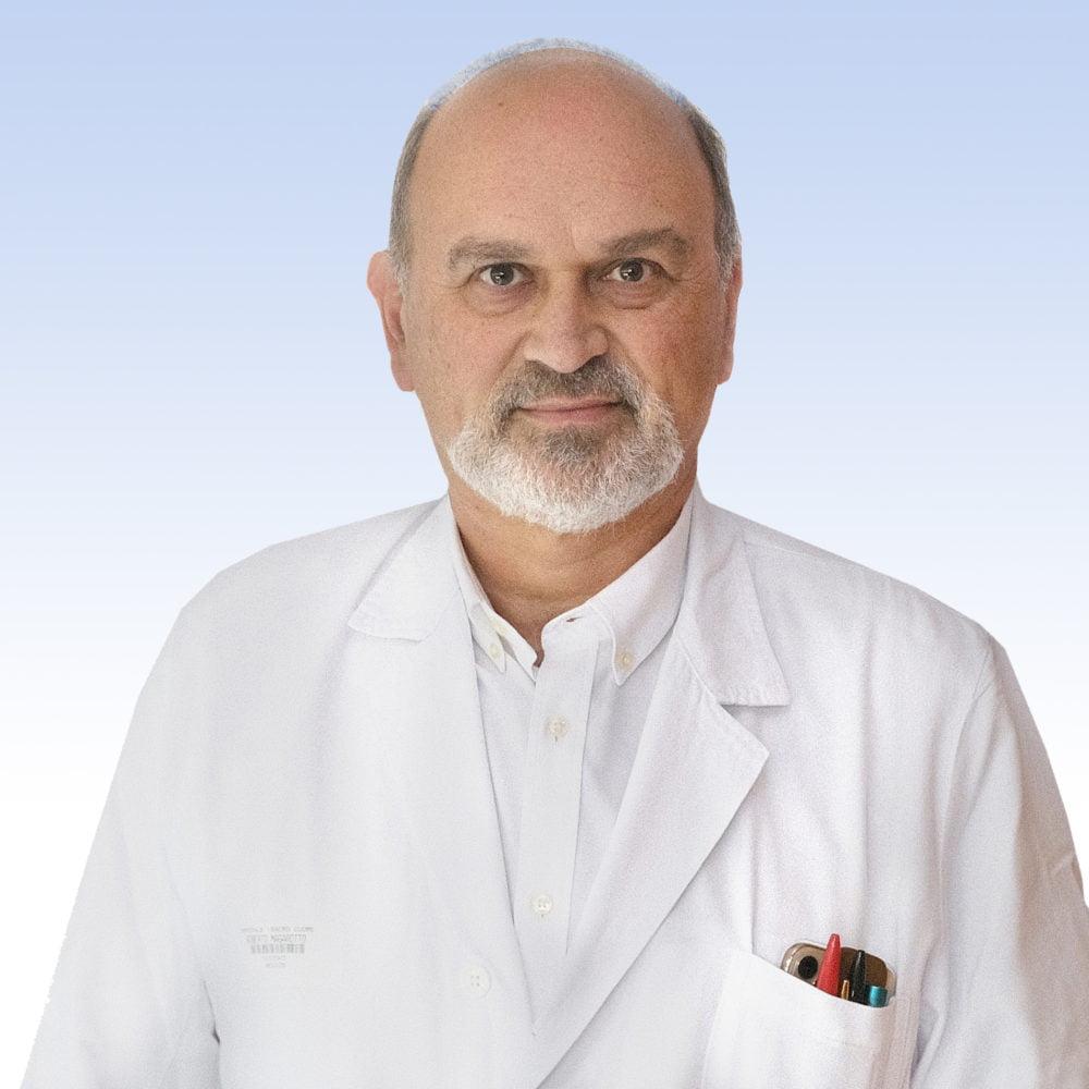 Roberto Magarotto, oncologo IRCCS Ospedale Sacro Cuore Don Calabria di Negrar