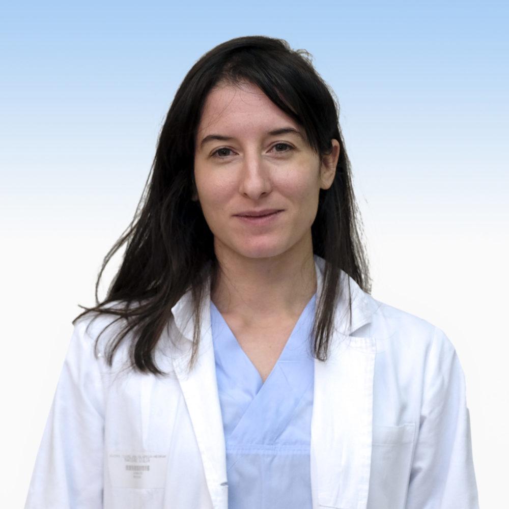 Giulia Mantovani, ginecologa IRCCS Ospedale Sacro Cuore Don Calabria di Negrar
