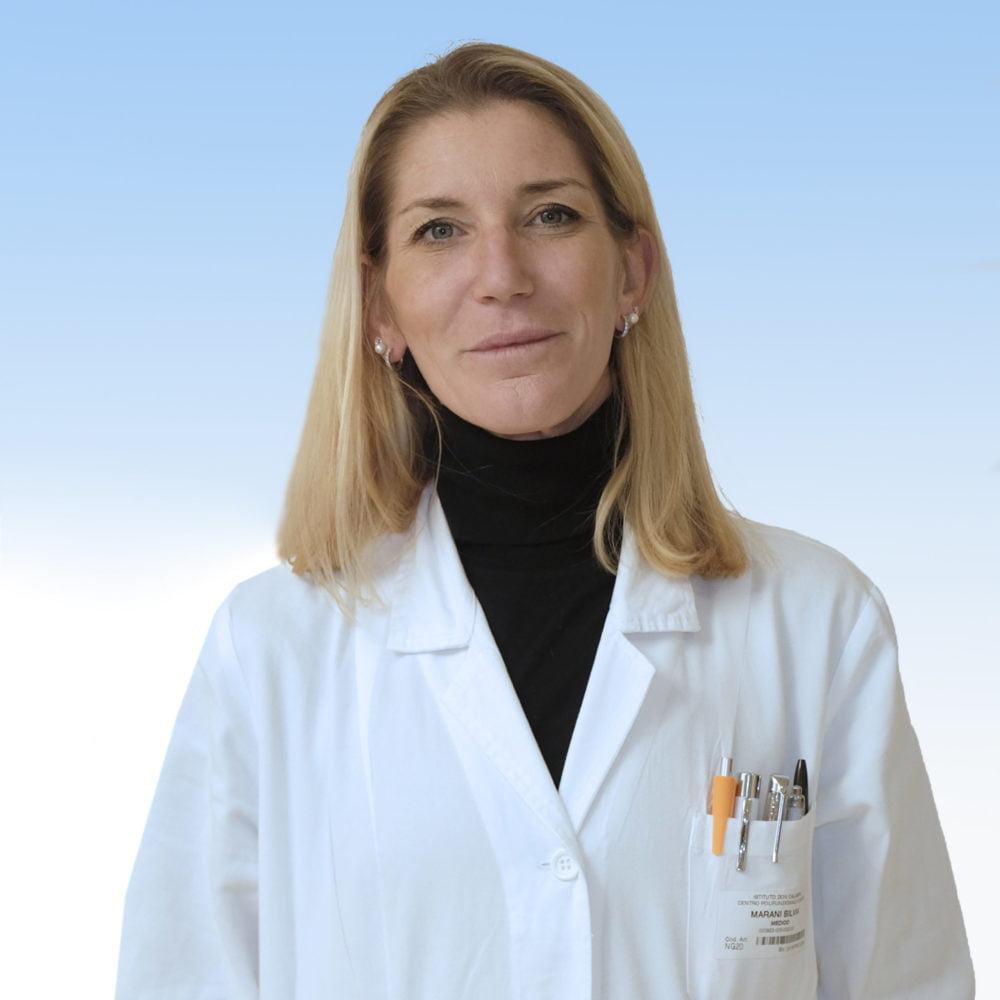 Silvia Marani, fisiatra IRCCS Ospedale Sacro Cuore Don Calabria di Negrar