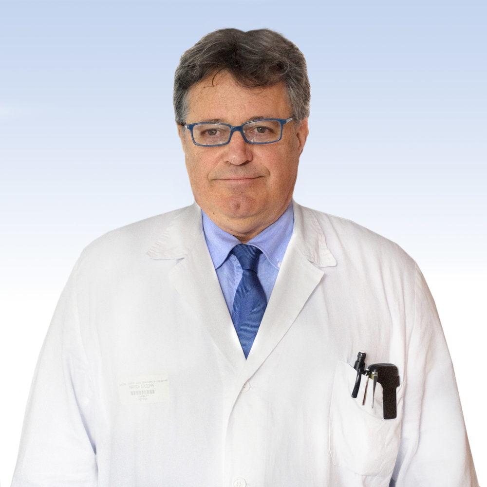 Giuseppe Marasca, infettivologo IRCCS Ospedale Sacro Cuore Don Calabria di Negrar