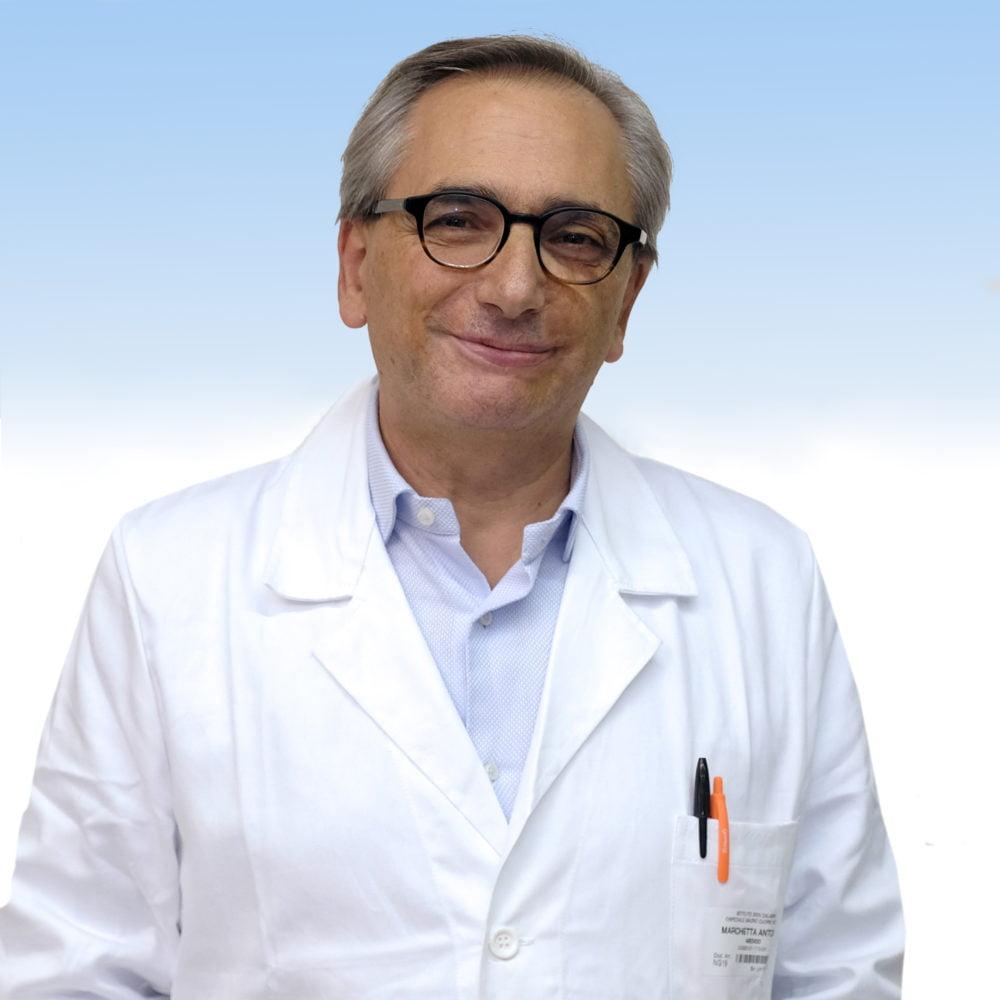 Antonio Marchetta, responsabile del Servizio di Reumatologia IRCCS Ospedale Sacro Cuore Don Calabria di Negrar