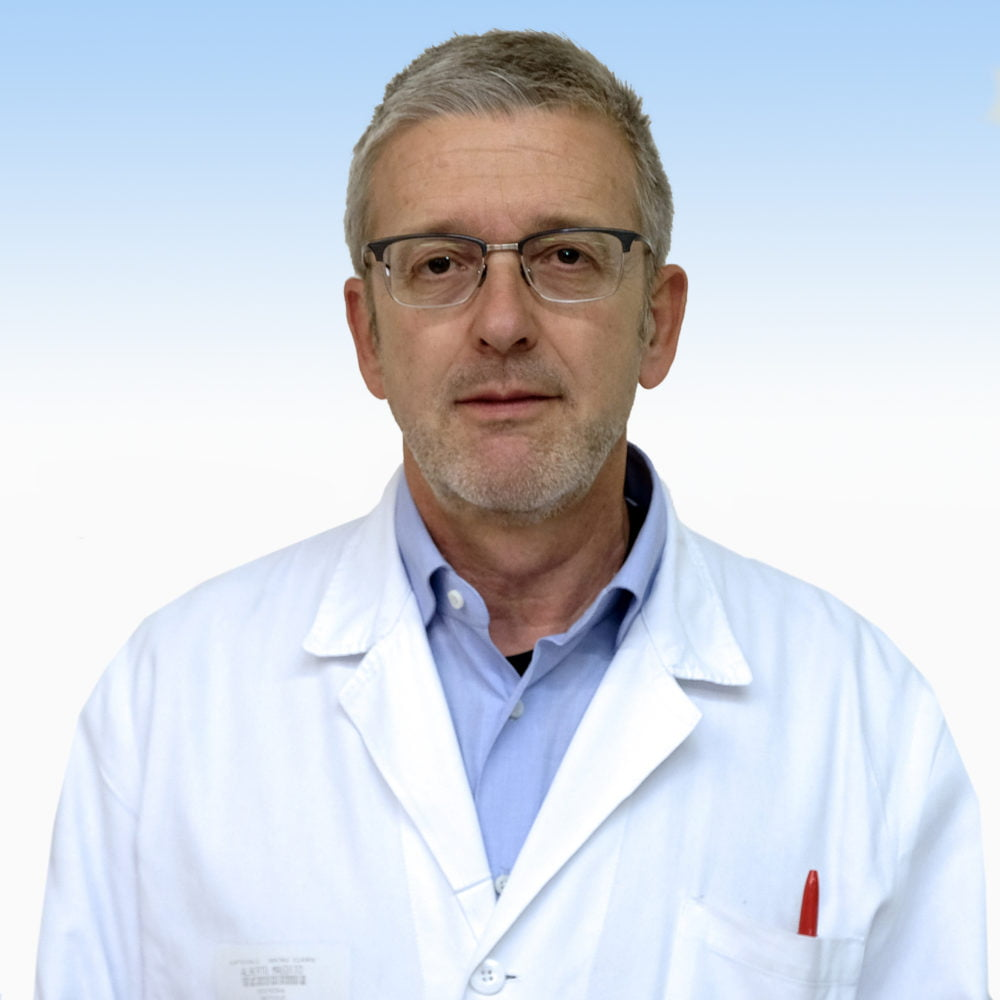 Alberto Masotto, epatologo IRCCS Ospedale Sacro Cuore Don Calabria di Negrar
