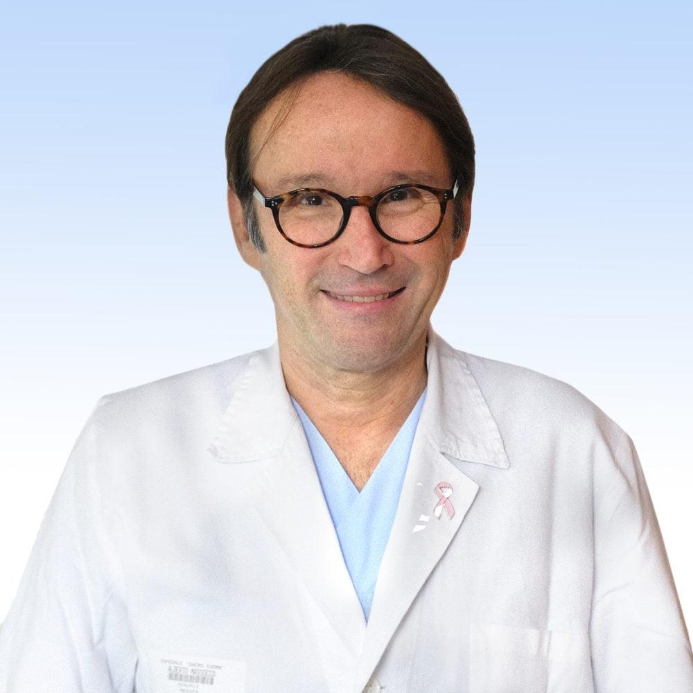 Alberto Massocco, Chirurgo senologo IRCCS Ospedale Sacro Cuore Don Calabria