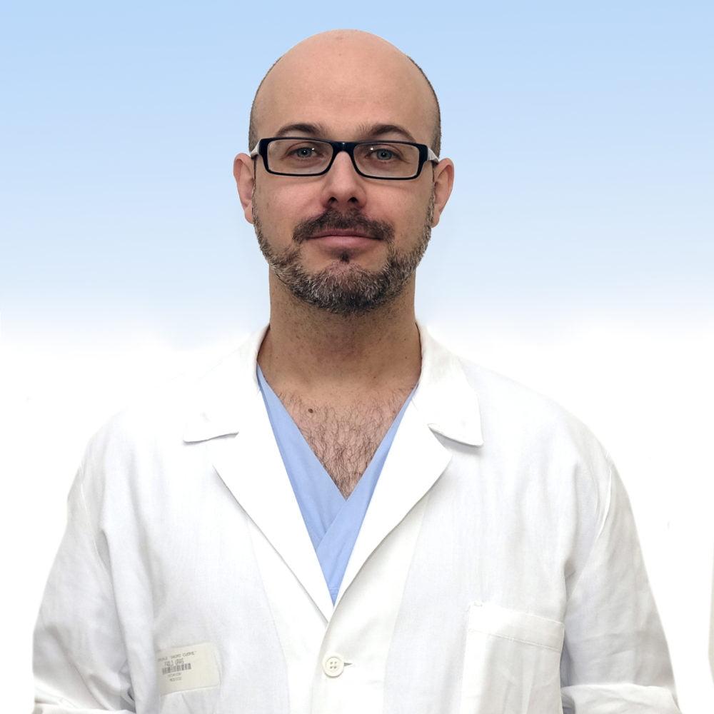 Luca Mazzocchin, otorinolaringoiatria IRCCS Ospedale Sacro Cuore Don Calabria di Negrar