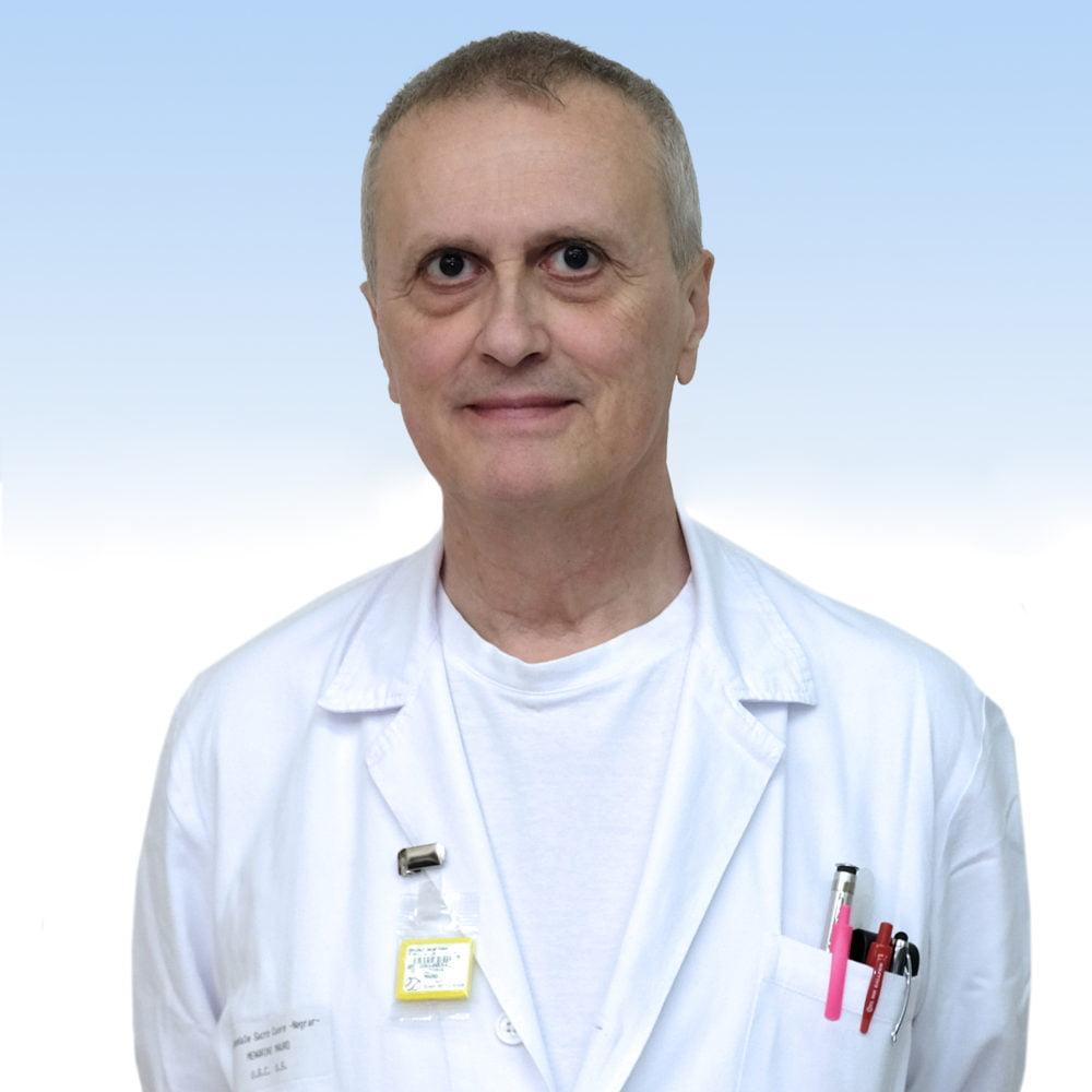 Mauro Menarini, fisiatra IRCCS Ospedale Sacro Cuore Don Calabria di Negrar