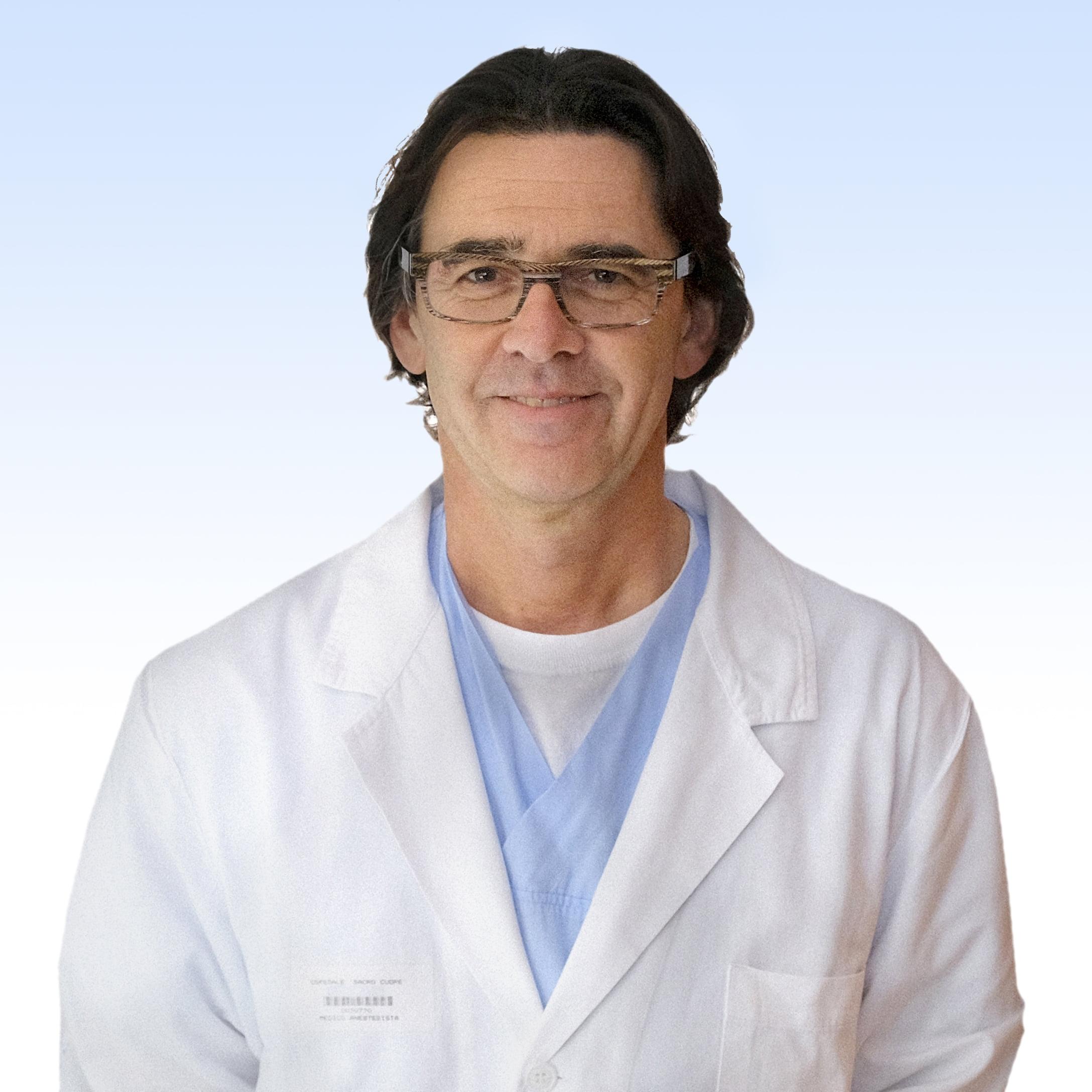 Giorgio Merci, anestesista Irccs Ospedale Sacro Cuore Don Calabria di Negrar