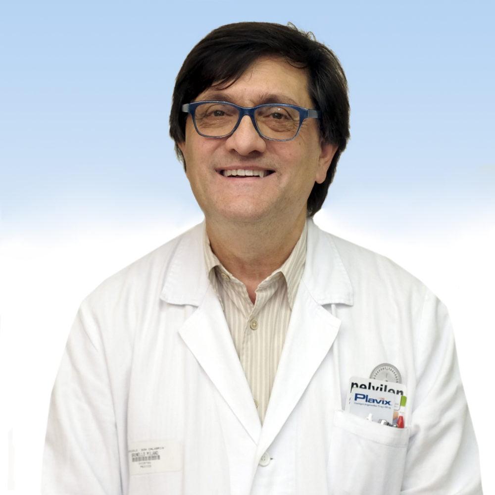 Brunello Milano, fisiatra IRCCS Ospedale Sacro Cuore Don Calabria di Negrar