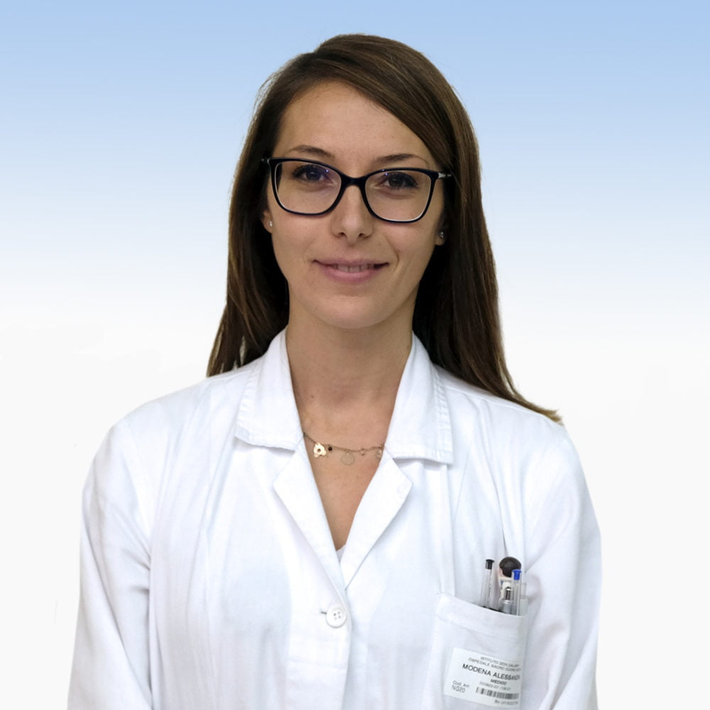 Alessandra Modena, oncologa IRCCS Ospedale Sacro Cuore Don Calabria di Negrar
