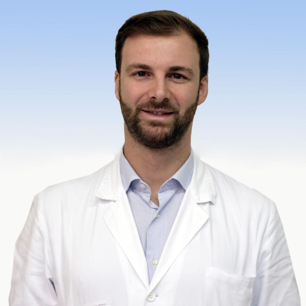 Luca Nicosia, radioterapista Oncologo IRCCS Ospedale Sacro Cuore Don Calabria di Negrar