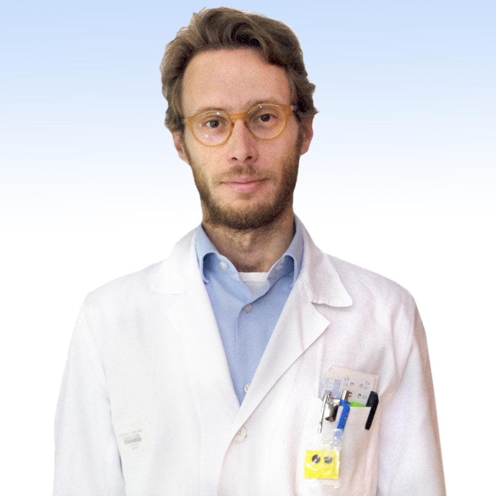 Eugenio Oliboni, radiologo IRCCS Ospedale Sacro Cuore Don Calabria di Negrar