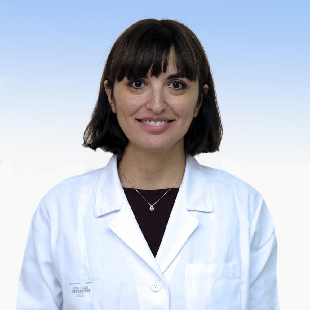 Simona Paiano, pneumologa IRCCS Ospedale Sacro Cuore Don Calabria di Negrar