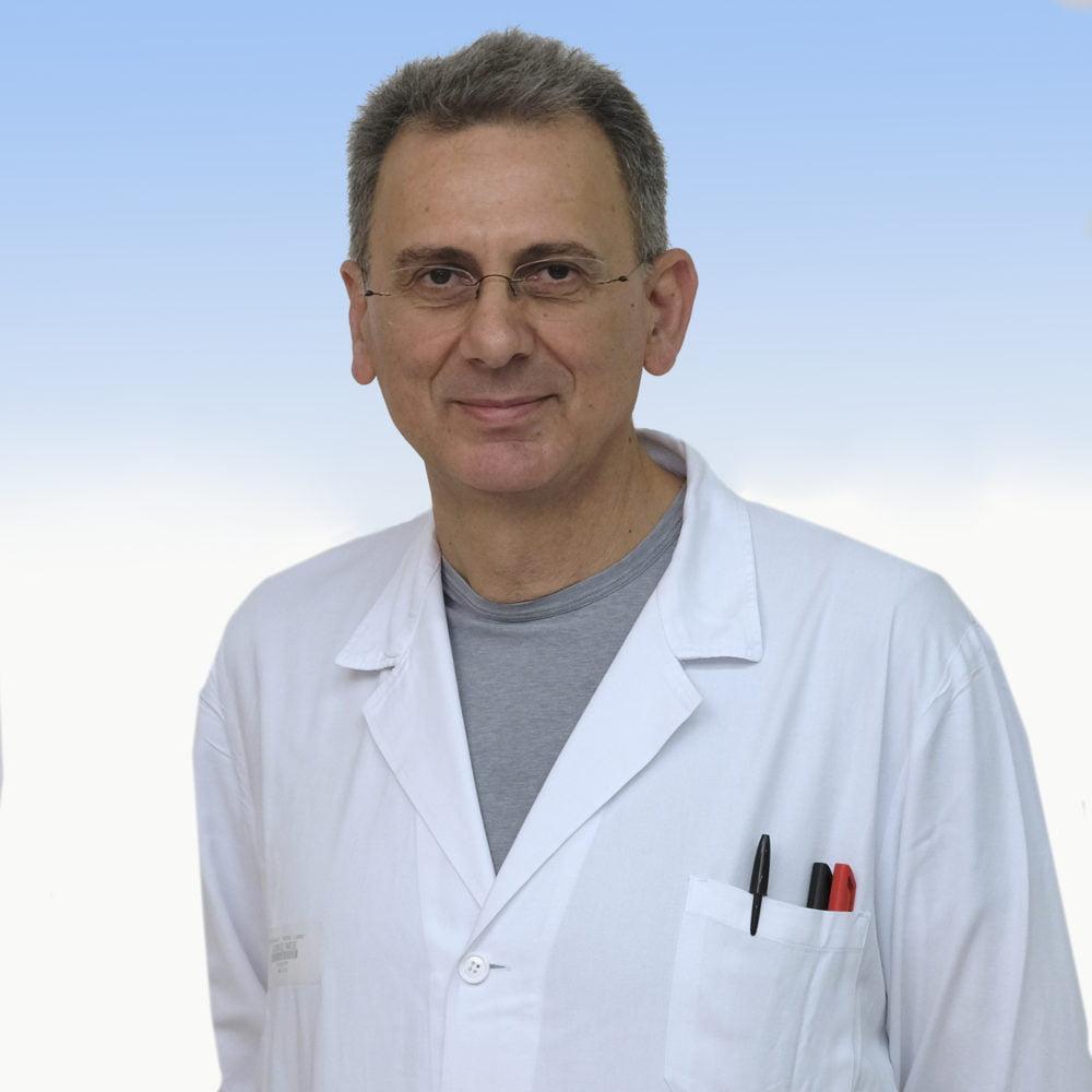 Giorgio Parisi. medico di Laboratorio IRCCS Ospedale Sacro Cuore Don Calabria di Negrar