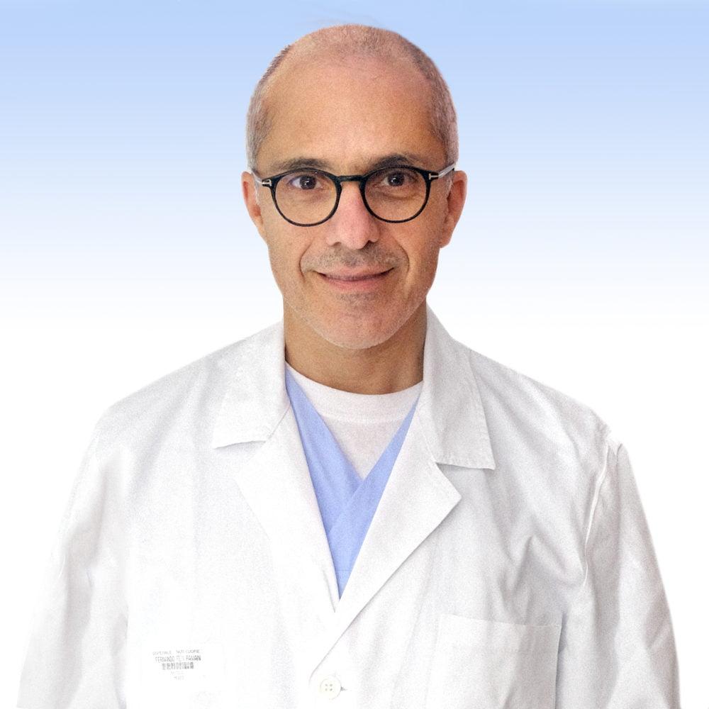 Fernando Pavan, anestesista IRCCS Ospedale Sacro Cuore Don Calabria di Negrar