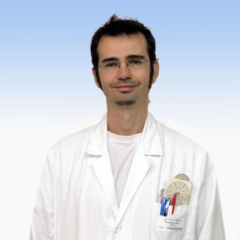 Luca Pellizzari, fisiatra IRCCS Ospedale Sacro Cuore Don Calabria di Negrar