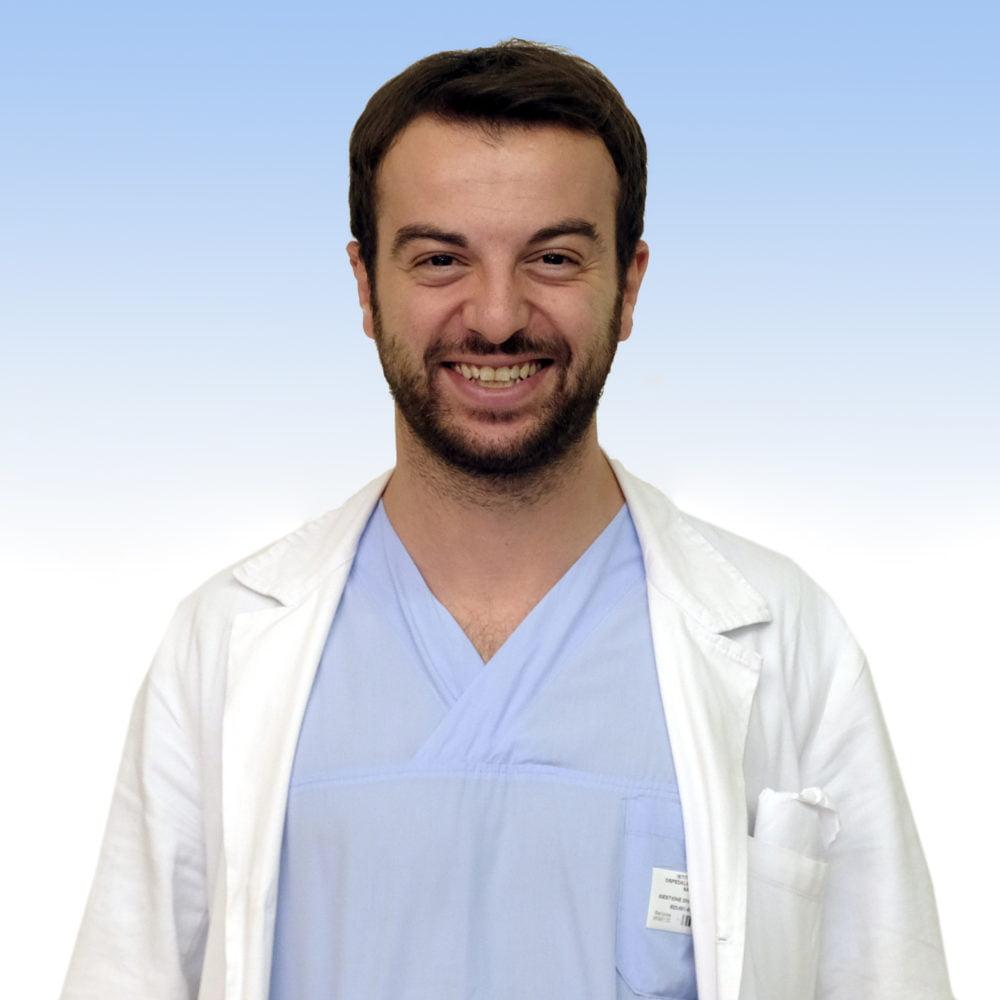Pierdavide Perrini, oculista IRCCS Ospedale Sacro Cuore Don Calabria di Negrar