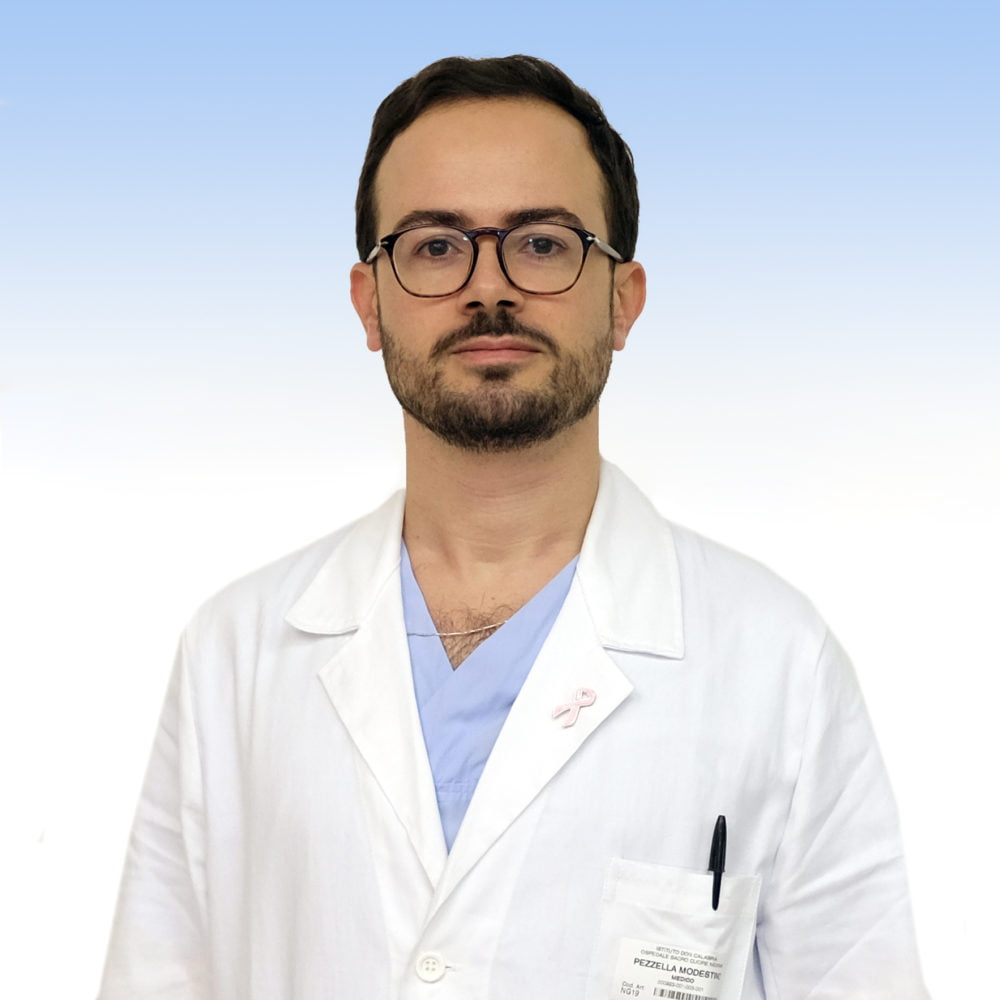Modestino Pezzella, chirurgo senologo IRCCS Ospedale Sacro Cuore Don Calabria di Negrar