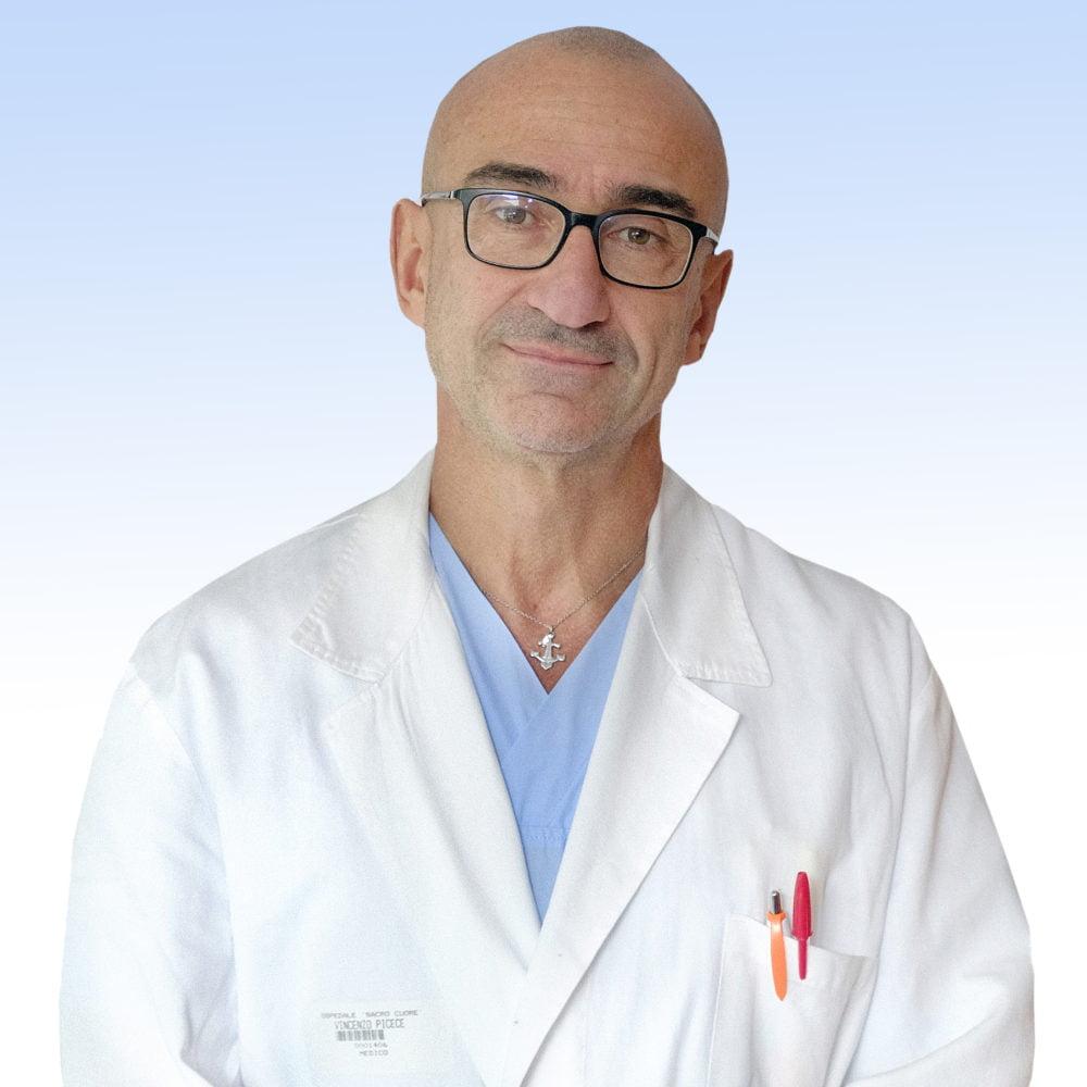 Vincenzo Picece, oncologo Irccs Ospedale Sacro Cuore Don Calabria di Negrar