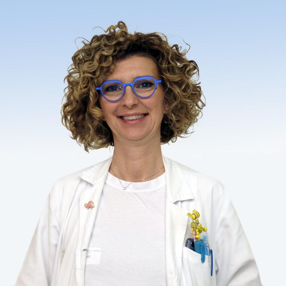 Silvia Provera, pediatra IRCCS Ospedale Sacro Cuore Don Calabria di Negrar