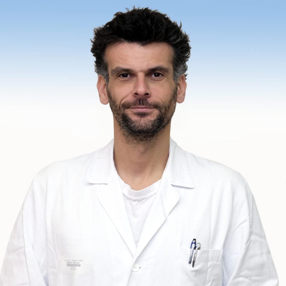 Roberto Rossini, chirurgia generale IRCCS Ospedale Sacro Cuore Don Calabria di Negrar
