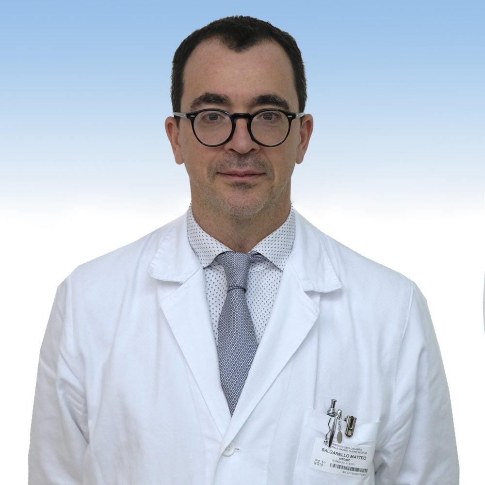 Matteo Salgarello, direttore Medicina Nucleare