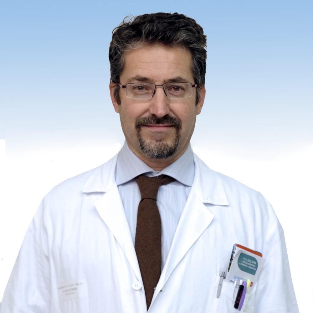 Luca Salvi, fisiatra IRCCS Ospedale Sacro Cuore Don Calabria di Negrar
