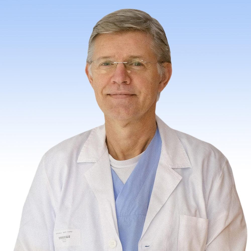 Alessandro Sandrini, responsabile Chirurgia Endocrina IRCCS Ospedale Sacro Cuore Don Calabria di Negrar