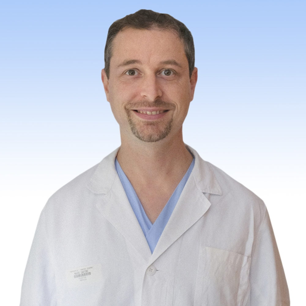 Mauro Sartore, oculista IRCCS Ospedale Sacro Cuore Don Calabria di Negrar
