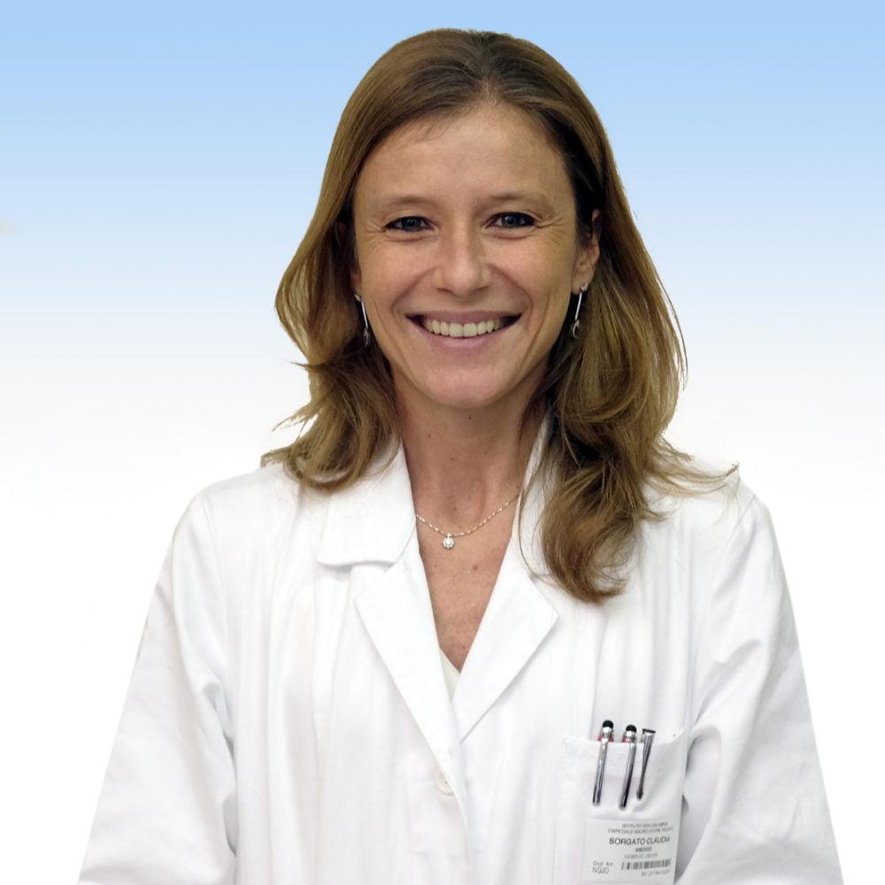Claudia Sorgato, Centro di Diabetologia IRCCS Ospedale Sacro Cuore Don Calabria di Negrar