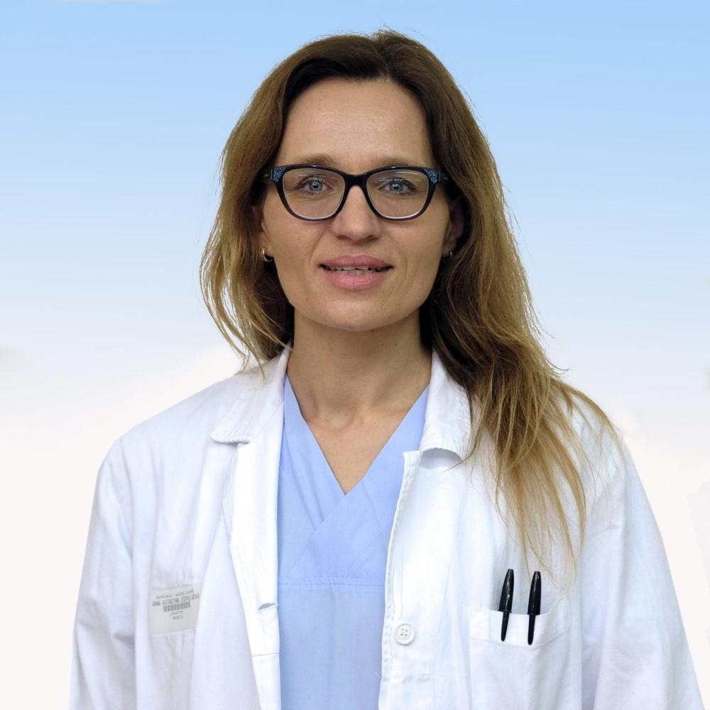 Anna Stepniewska, ginecologa IRCCS Ospedale Sacro Cuore Don Calabria di Negrar