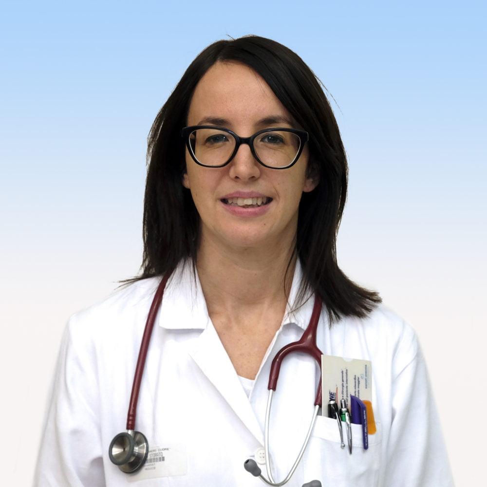 Silvia Storaro, gastroenterologa IRCCS Ospedale Sacro Cuore Don Calabria di Negrar