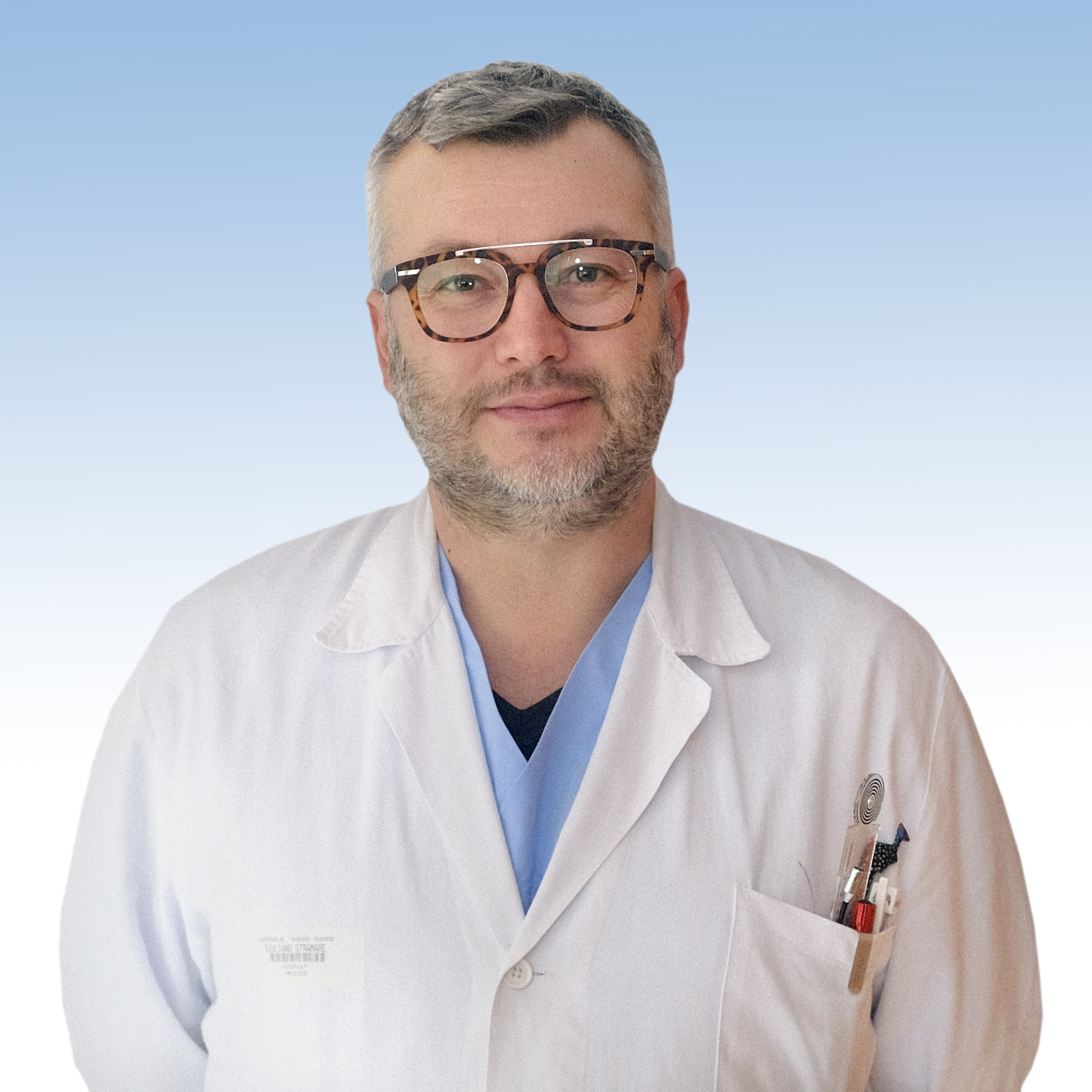 Giuliano Stramare, oculistica IRCCS Ospedale Sacro Cuore Don Calabria di Negrar