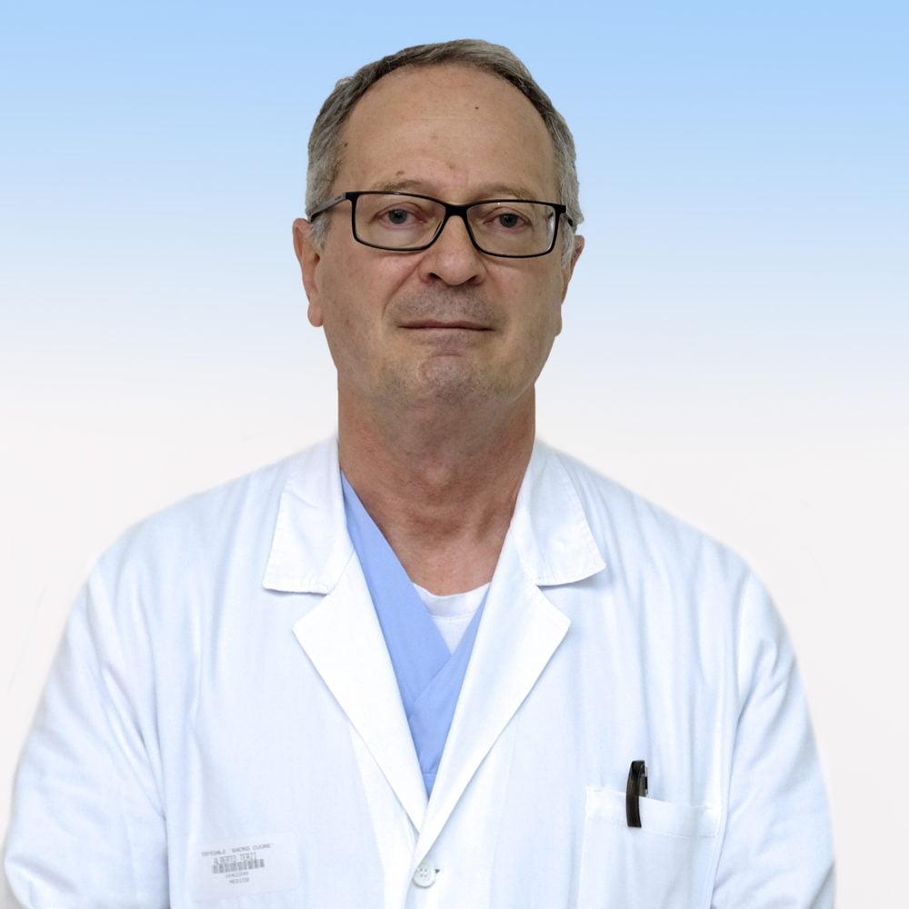 Alberto Terzi, direttore della Chirurgia Toracica IRCCS Ospedale Sacro Cuore Don Calabria di Negrar
