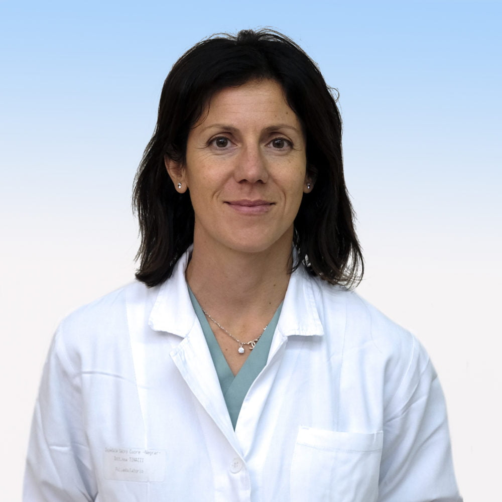 Ilaria Tinazzi, reumatologa IRCCS Ospedale Sacro Cuore Don Calabria di Negrar