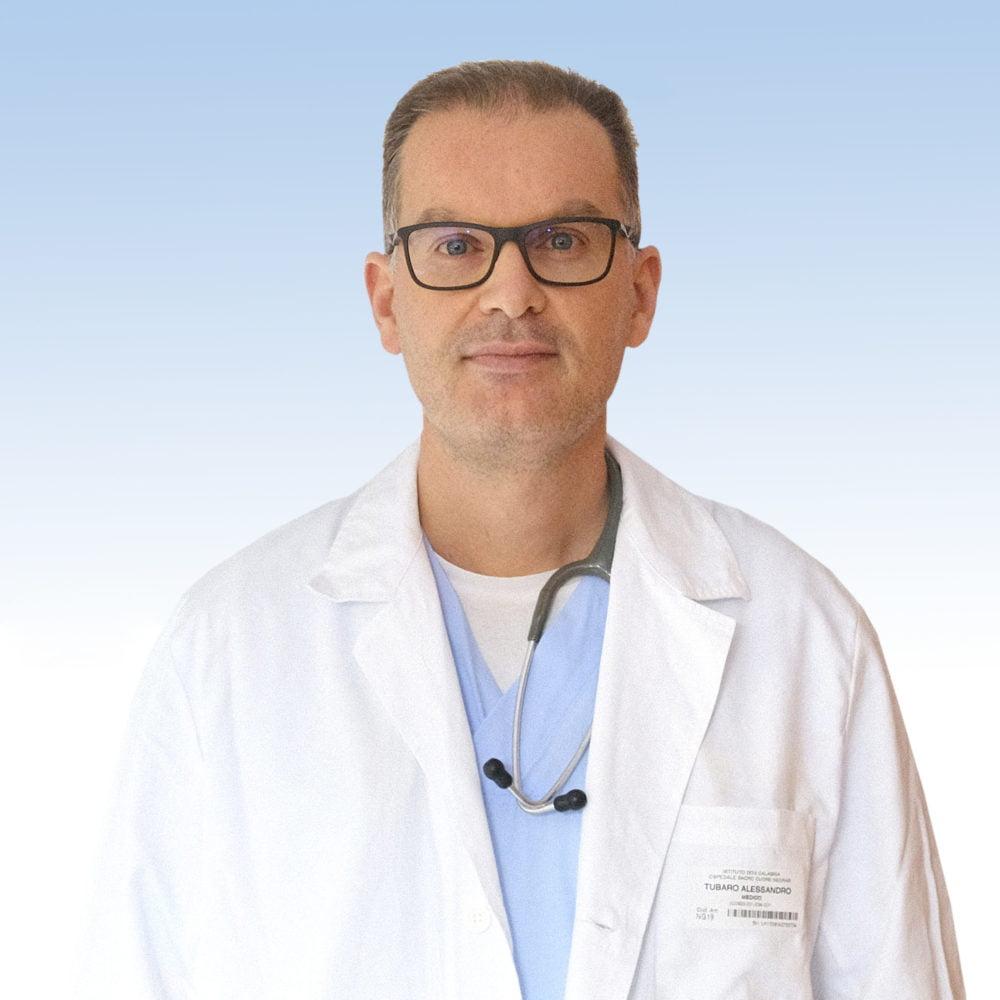 Alessandro Tubaro, anestesista IRCCS Ospedale Sacro Cuore Don Calabria di Negrar
