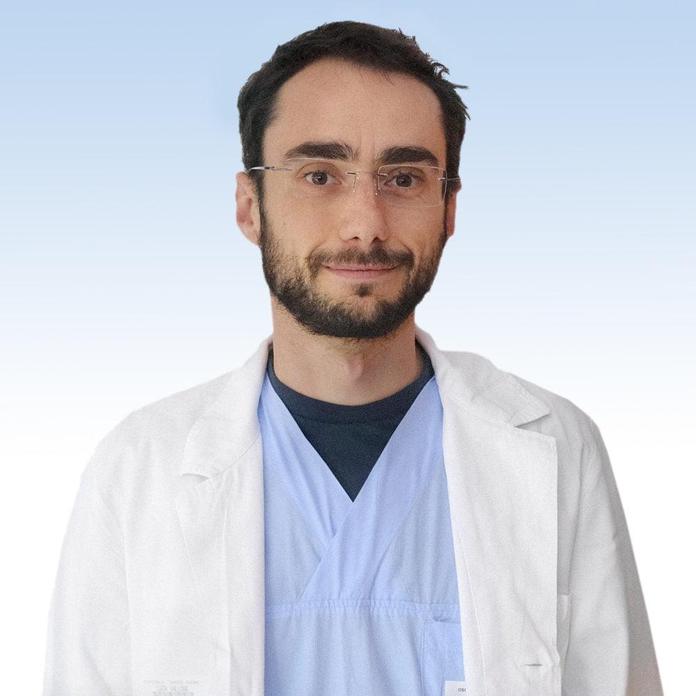 Luca Vallone, anestesista IRCCS Ospedale Sacro Cuore Don Calabria di Negrar