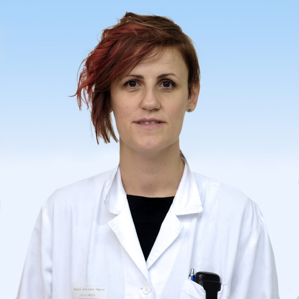 Angela Variola, gastroenterologa IRCCS Ospedale Sacro Cuore Don Calabria di Negrar