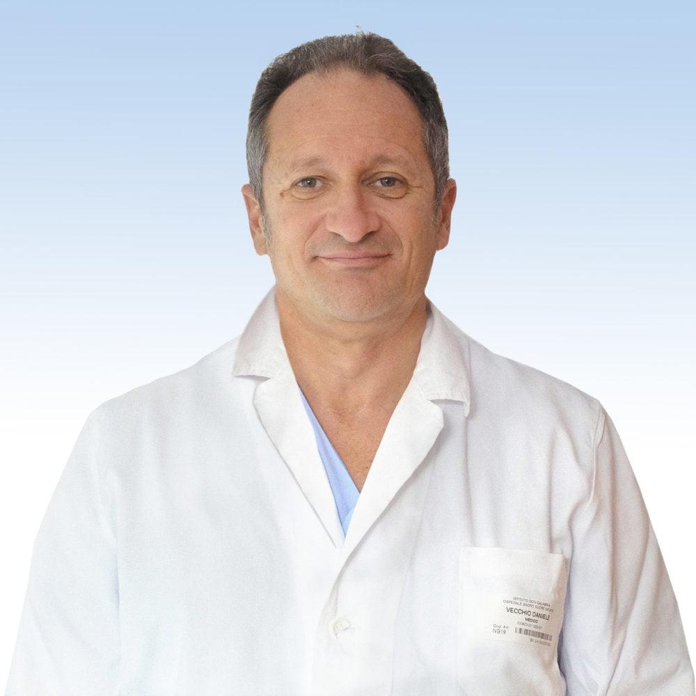 Daniele Vecchio, urologo IRCCS Ospedale Sacro Cuore Don Calabria di Negrar