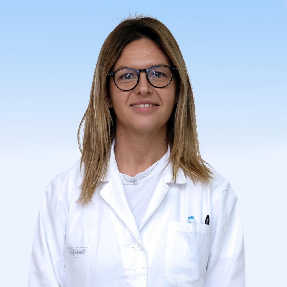 Elisabetta Verzini, fisiatra IRCCS Ospedale Sacro Cuore Don Calabria di Negrar