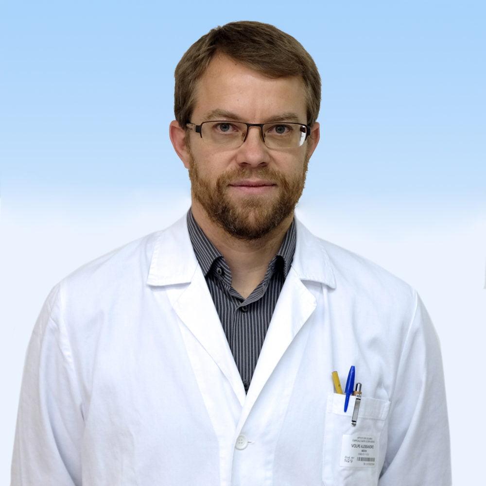 Alessandro Volpe, reumatologo IRCCS Ospedale Sacro Cuore Don Calabria di Negrar