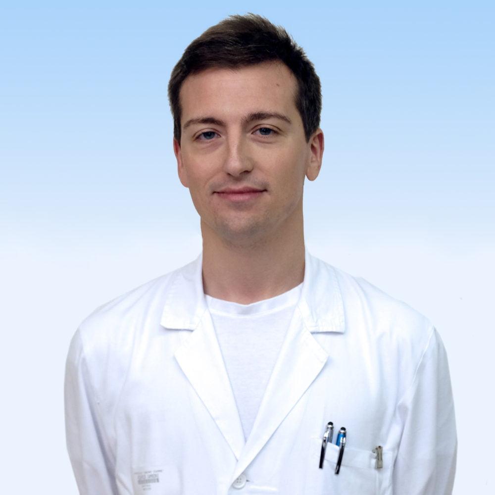 Federico Zamboni, radiologo IRCCS Ospedale Sacro Cuore Don Calabria di Negrar
