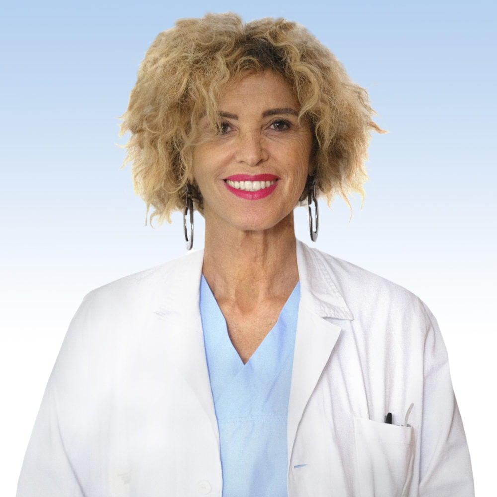 Marzia Zanini, anestesista IRCCS Ospedale Sacro Cuore Do Calabria di Negrar