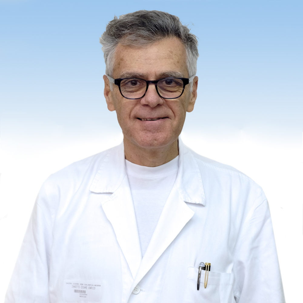 Cesare Zanotto, pediatra IRCCS Ospedale Sacro Cuore Don Calabria di Negrar