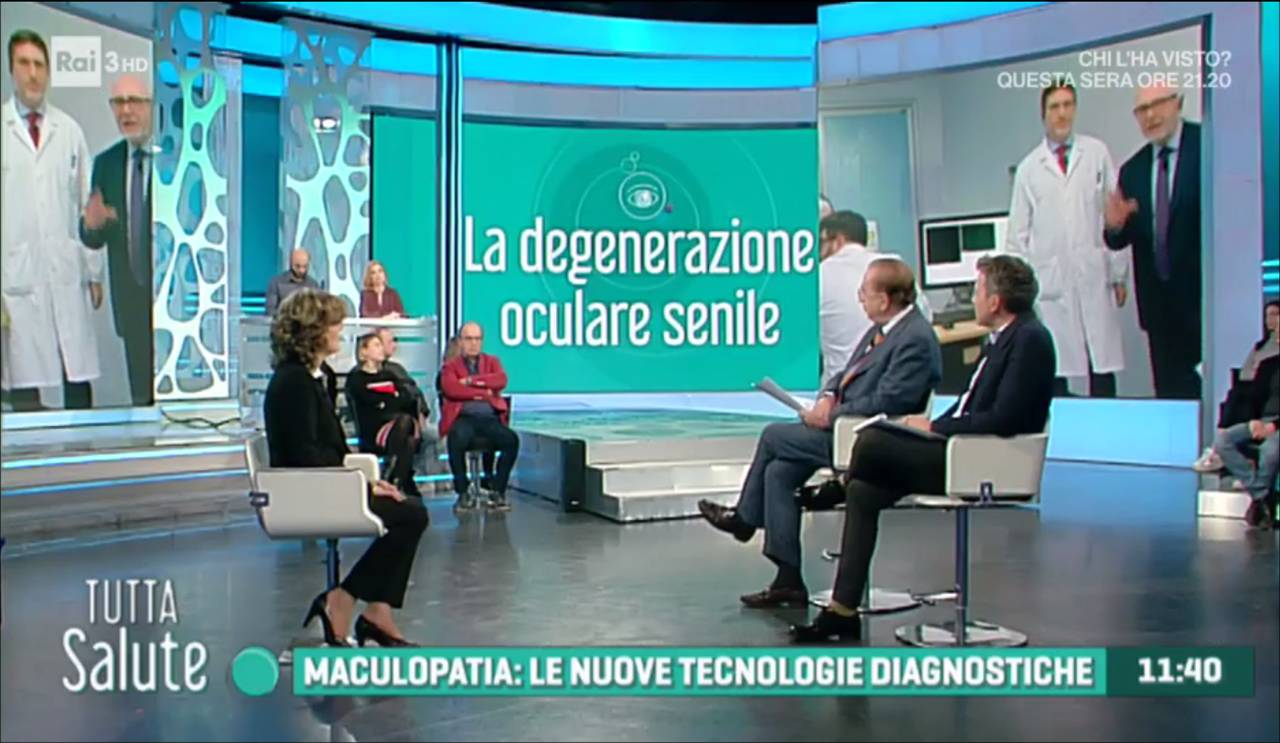 Le maculopatie: cause, diagnosi e cura – IRCCS Ospedale ...